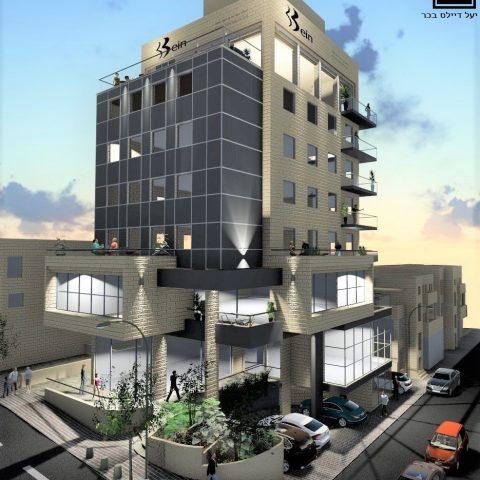 בניין משרדים